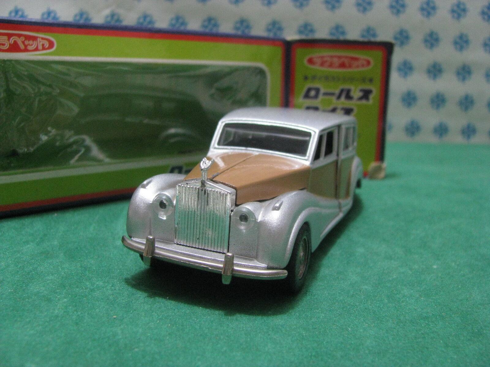 Vintage - Rolls-Royce - 1 43 K.K.Sakura N° 07
