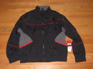 9f0b80ac9b0a97 NIKE AIR JORDAN 3 AJ3 VAULT WOVEN JACKET 897410 010 BLACK Large L ...