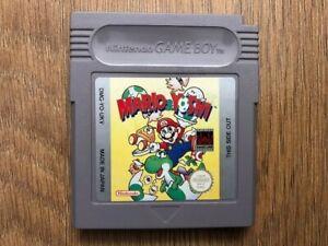Details about Nintendo Game Boy Game * MARIO & YOSHI * Retro Gameboy Quick  Dispatch