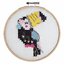 Counted-Cross-Stitch-Kit-With-Hoop-Beginners-Childrens-Starter-Trimits-Felt thumbnail 18