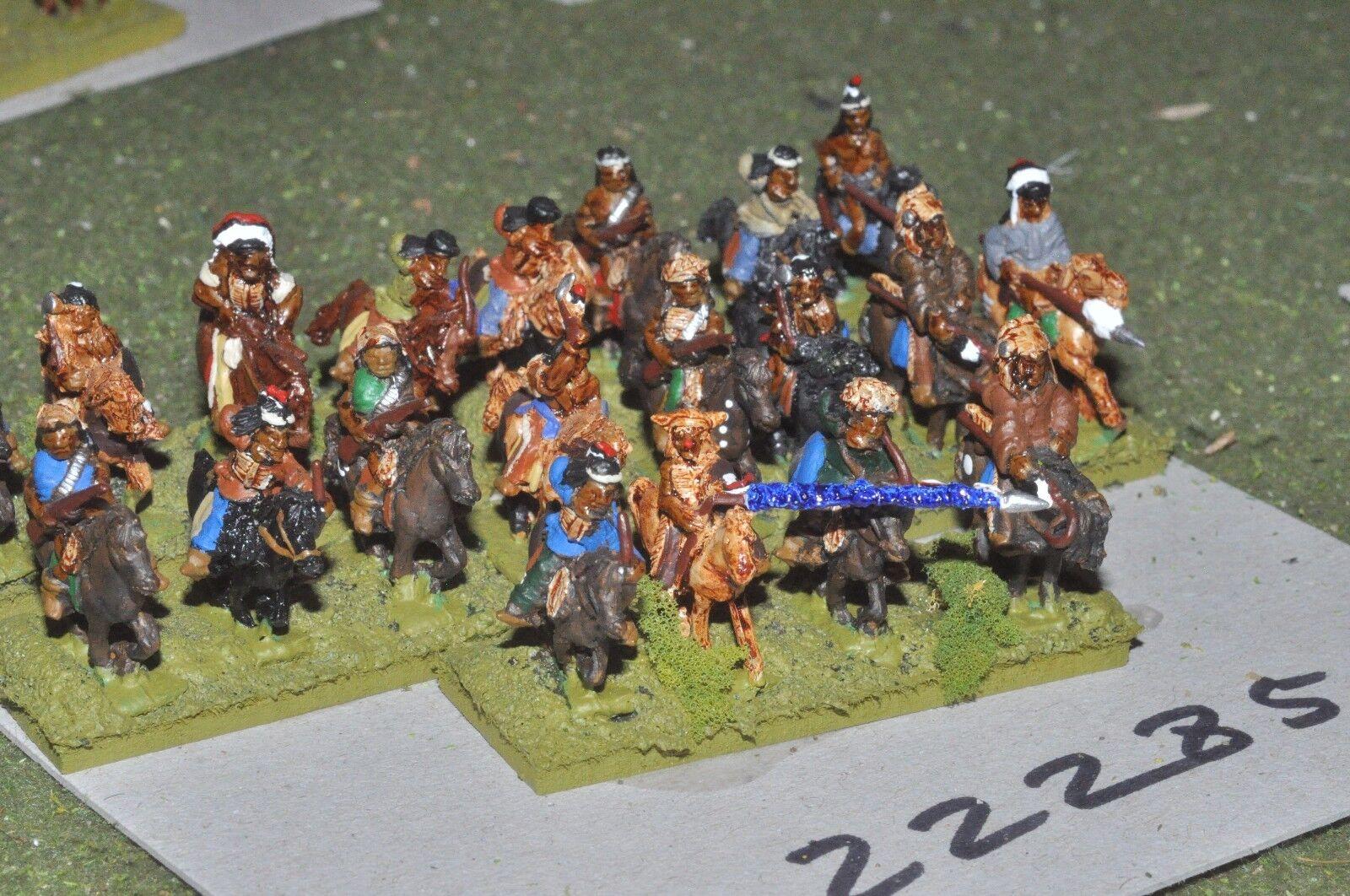 15 acw   indianer - alte west - krieger 20 zahlen kavallerie - cav (22285)