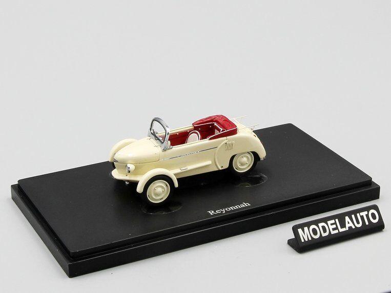 Autocult 1 43 reyonnah, licht, elfenbein, frankreich, 1951 l.e. 333.