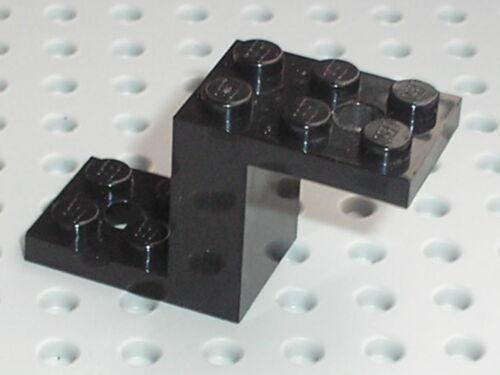 Lego black bracket 5 x 2 x 2 /& 1//3 ref 6087//set 8466 4533 7249 8448 1349 10219