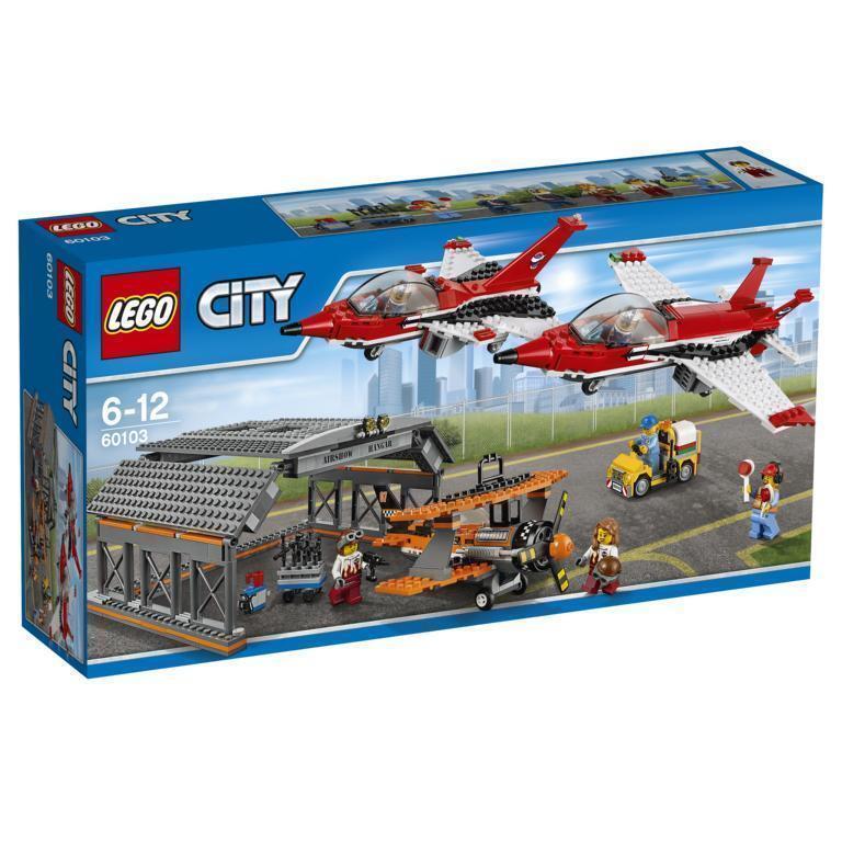 LEGO® City 60103 Große Flugschau  NEU und OVP