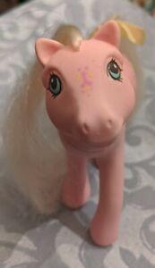 Vintage MLP G1 Flutter Pony Honeysuckle, no wings