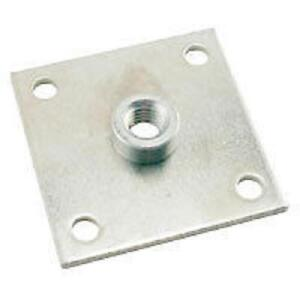 Image Is Loading Pool Table Leg Levler Mounting Plate 1 2