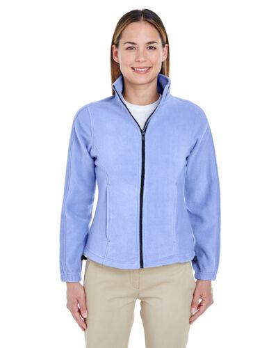 8481 UltraClub Ladies/' Iceberg Fleece Full-Zip Jacket