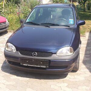 Opel Corsa B Edition Viva 1,0 EZ 2000 TÜV 4/19 Glasdach Heckspoiler 3.Bremslich - Retzstadt, Deutschland - Opel Corsa B Edition Viva 1,0 EZ 2000 TÜV 4/19 Glasdach Heckspoiler 3.Bremslich - Retzstadt, Deutschland