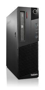 Lenovo-ThinkCentre-M93p-i5-4670-3-40Ghz-8Gb-Ram-500-120-240Gb-HDD-SSD-Win-10