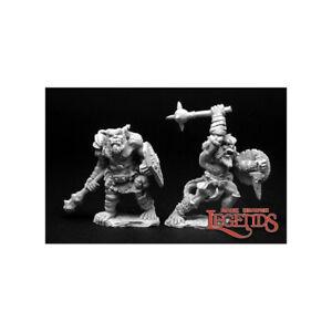 02818-2-Modelos-Bugbear-Guerrero-Reaper-Metal-en-miniatura