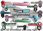 starlightbrowbands