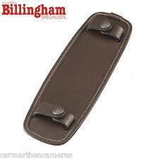 """Billingham SP50 Shoulder Bag Pad For 2"""" - Fits 107 207 307 - Chocolate Leather"""