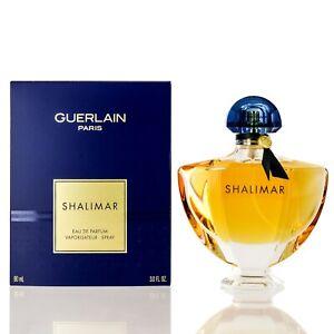 Shalimar-for-women-by-Guerlain-Eau-De-Parfum-spray-3-0-Oz-New-in-box