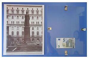 DZERZHINSKY-statua-Lubianka-Russia-URSS-Comunismo-quadro-cornice-vetro-cm-30x24