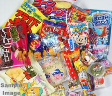 Japanese Food Assorted Dagashi Pack 30pcs set Snacks Gummy Candy Gum Jelly etc..