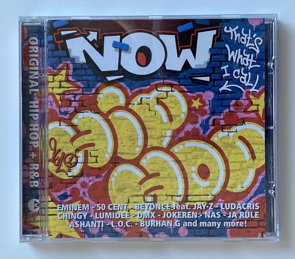 Forskellige kunstnere: Now Hip Hop Vol. 1, hiphop