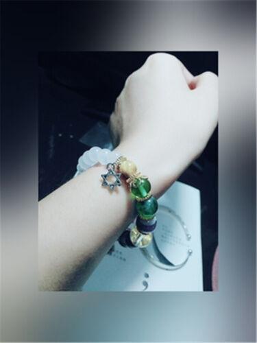 Yuzuru Hanyu 2018Pyeongchang Olympic Onmyoji Crystal Bracelet Hand Chain Cosplay