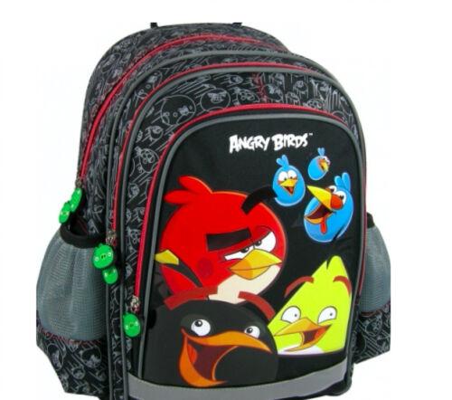 Angry Birds SCHULRUCKSACK RUCKSACK TASCHE SCHULRANZEN Set im Shop