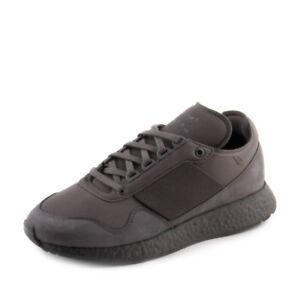4fb2909d13e362 Adidas Mens New York Present Daniel Arsham Dark Grey Black DB1971 ...
