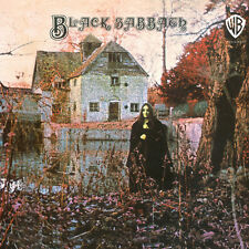 Black Sabbath [Deluxe Edition] [Digipak] by Black Sabbath (CD, Jan-2016, 2 Discs, Warner Bros.)