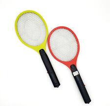 Artikelbild Fliegenklatsche elektronisch Rot/Gelb Fliegenfänger Insektenfänger