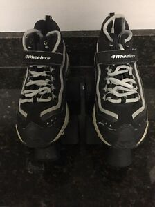 Sketchers 4wheelers Roller Skates - Youth Size 3