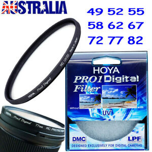 NEW-Hoya-Pro1-Digital-UV-DMC-LPF-Filter-49mm-82-mm-Multicoated-Pro-1D