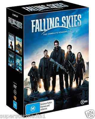 Falling Skies : Complete Seasons 1 2 3 4 : NEW DVD
