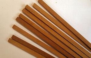 Mahogany Stripwood - Choice of sizes available
