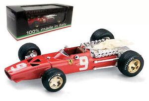 BRUMM 1//43 ITALIAN GP 1967 R255 FERRARI 312 F1