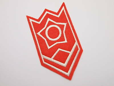 Anime Patlabor TV New Police Labors Cosplay Patch Badge