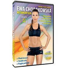 Ewa Chodakowska - METAMORFOZA plyta DVD Orginalna zafoliowana
