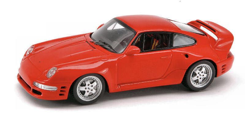 Reputación CTR 2 Sport rojo 1 43 Model s0724 Spark Model