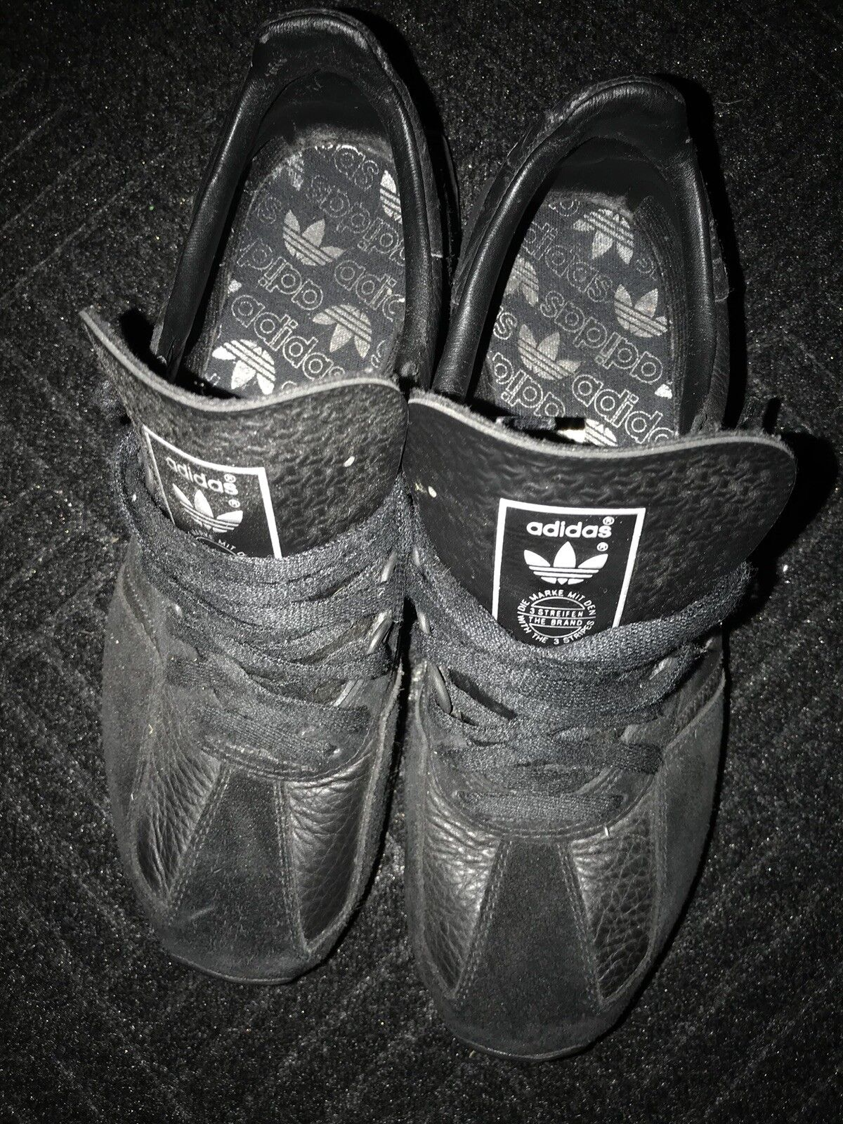 ADIDAS FORMEL 1   UBER RARE     GOOD CONDITION   NO RESERVE   SEE DETAILS  797642