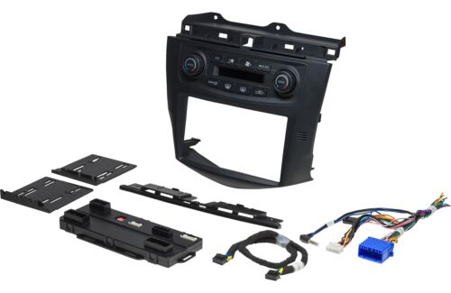 PAC RPK4-HD1101 Double//Single DIN Stereo Dash Install Kit 2003-07 Honda Accord
