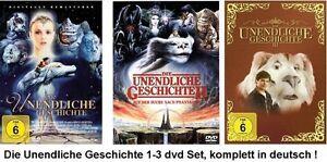 Die-unendliche-Geschichte-1-2-3-DVD-Set-Collection-NEU-OVP-I-II-III