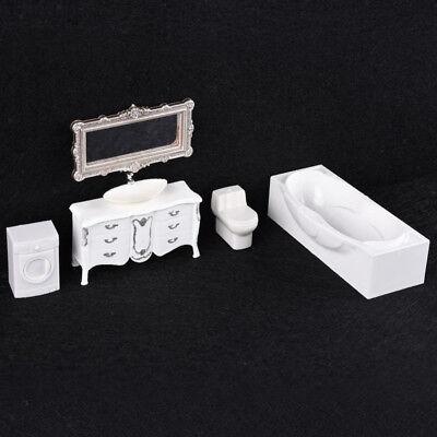 1:25 G scale model resin toilet bathroom 1//25