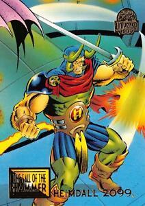 HEIMDALL-2099-Marvel-Universe-Series-5-1994-BASE-Trading-Card-86