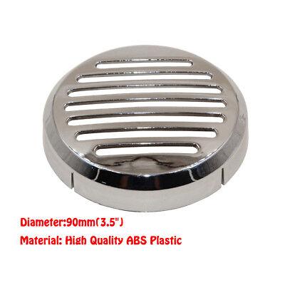 Deluxe Aero Spirit DC /& C2 T Chrome Horn Cover for Honda 1998-2013 VT 750 A.C.E