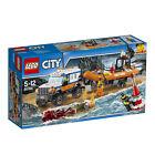 LEGO City Geländewagen mit Rettungsboot (60165)