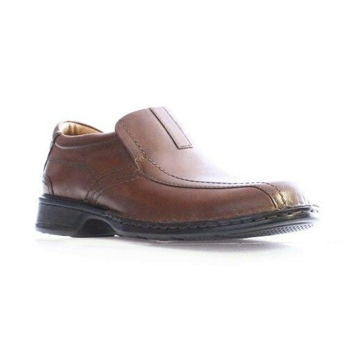 Men`s Clarks ESCALADE 26113919 Brown Loafer  shoes