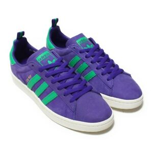 NEW-Adidas-Originals-Campus-Casual-Sneakers-Purple-Mint-Men-039-s-size-12-5-B37855