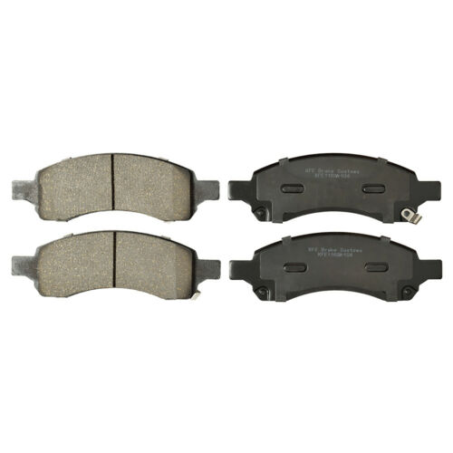 FRONT REAR Premium Ceramic Disc Brake Pad Fits Traverse Acadia Enclave 1169A-883