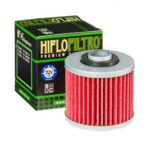 Filtre à huile Hiflo Filtro moto Yamaha 250 SR 1979 - 1996 HF145 Neuf HF145 fil