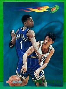 John Stockton subset card 1995-96 Skybox NBA Hoops #397