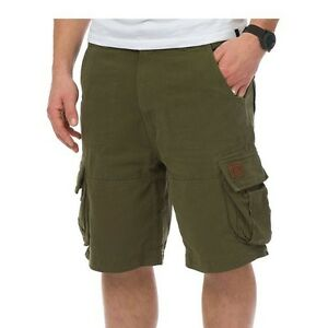 79374ab622 Image is loading Animal-Mens-Agouras-Cargo-Walk-Shorts-in-Olive