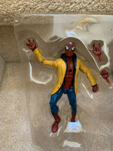 Marvel Legends Hasbro Spider-Man Homecoming Spiderman Action Figure LOOSE