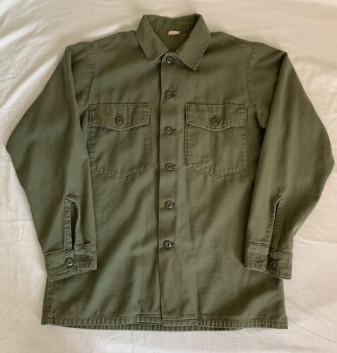 Vintage OG107 / Fatigue Shirt Jacket ,  Vietnam Wa