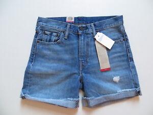 Levi-039-s-Jeans-Pants-Shorts-kurze-Jeans-Hose-Gr-M-NEU-Vintage-Denim-W29-30