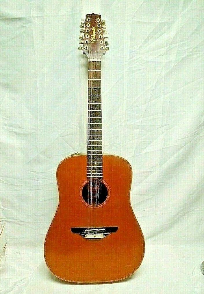 Takamine Electric Acoustic EN-10-12 12 String w  Case